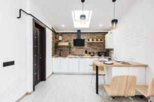 Keuken laten wrappen